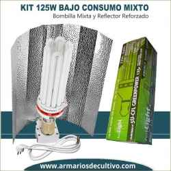 Kit de Bajo Consumo 125w Mixto