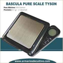 Báscula Pure Scale Tyson (550 GR. x 0.1)