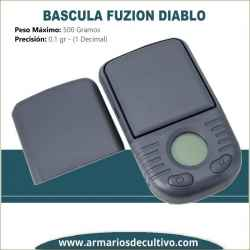 Báscula Digital Fuzion Edge 500 gr x 0.1