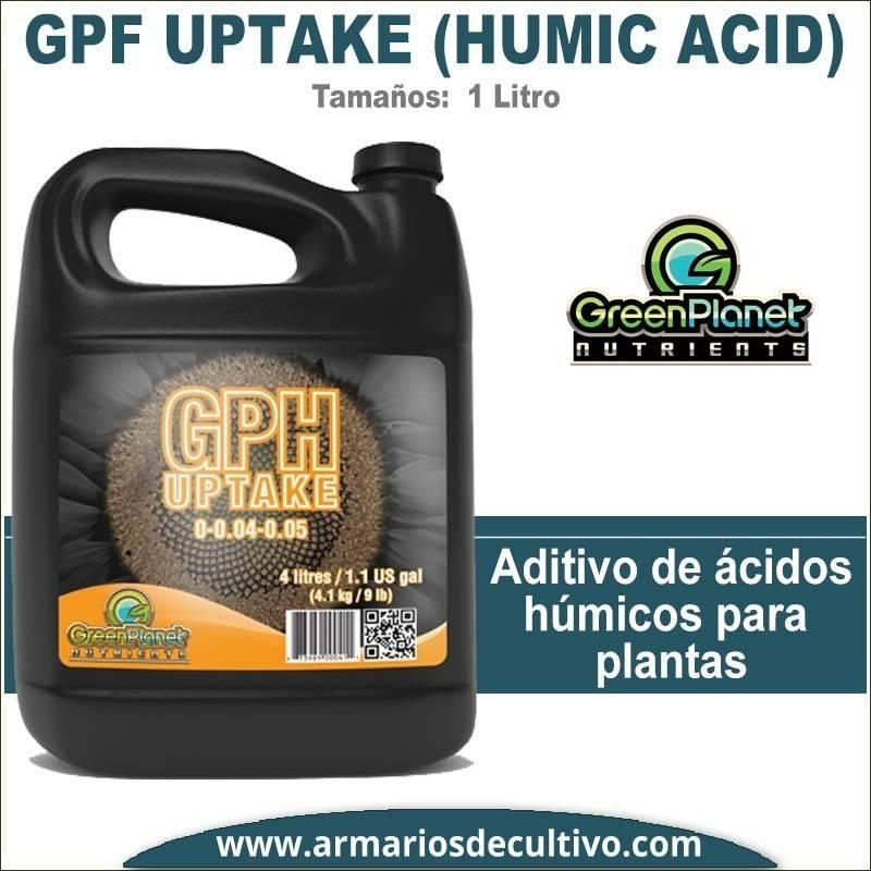 GPH Humic Acid (1 Litro) – Green Planet