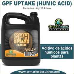 GPH Humic Acid (4 y 10 Litros) – Green Planet