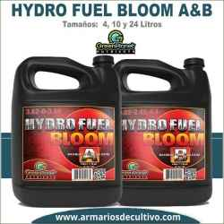 Hydro Fuel Bloom A&B (4, 10 y 24 Litros) – Green Planet