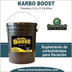 Karbo Boost (2.3 y 11.34 Kilos) – Green Planet