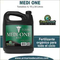 Medi-One (4, 10 y 24 Litros) - Green Planet
