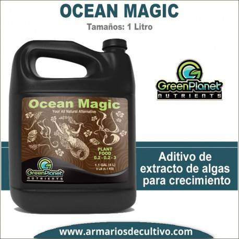 Ocean Magic (1 Litro) - Green Planet