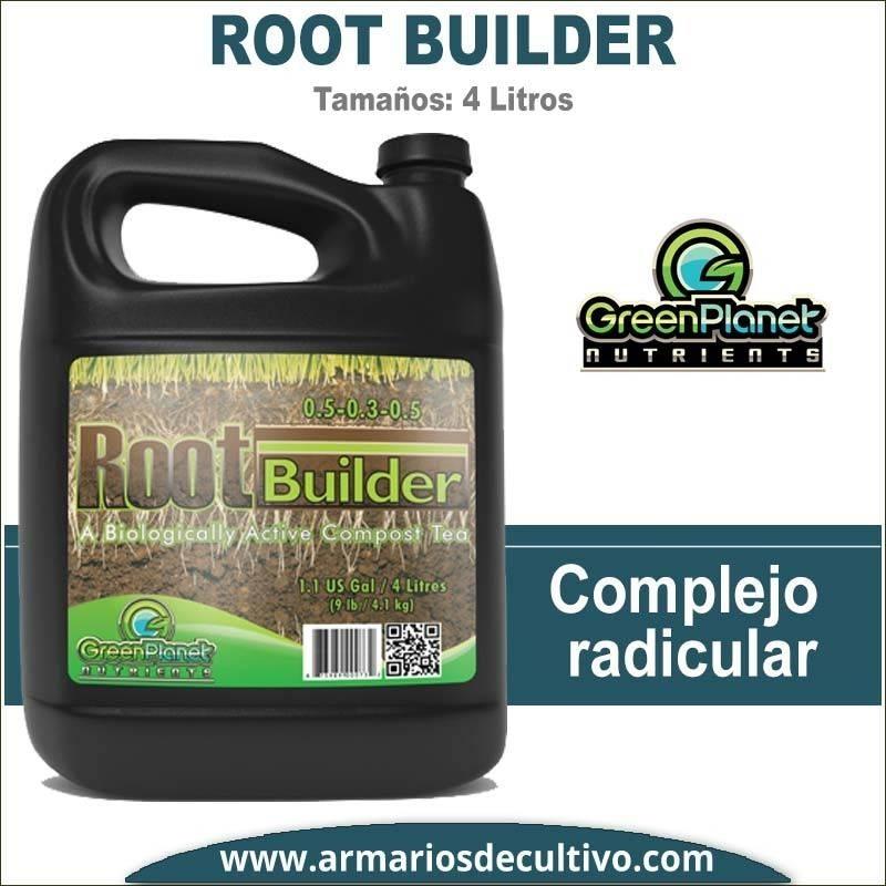 Root Builder (4 Litros) - Green Planet