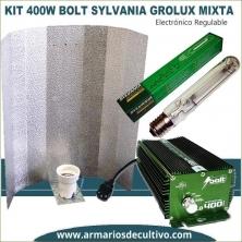 Kit De iluminación 400w Bolt Sylvania
