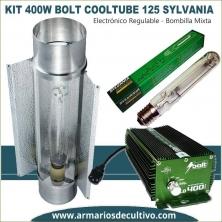 Kit De iluminación 400w Bolt Cooltube 125 Sylvania