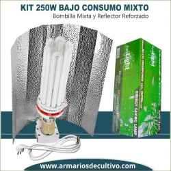 Kit Bajo Consumo Mixto 250w