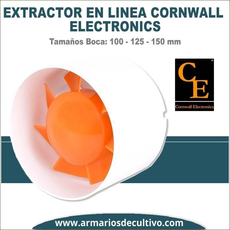 Extractor Cornwall Electronics en línea Helicoidal