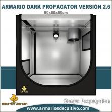 Armario de cultivo Dark Propagator 90x60x90 2.6