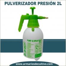 Pulverizador presión 2 litros