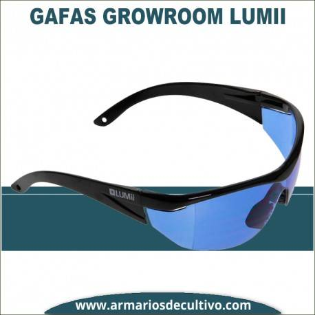 Gafas protectoras Lumii Growroom