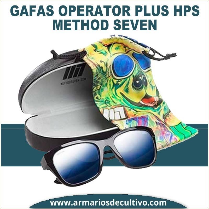Gafas protectoras Method Seven Operator Plus HPS