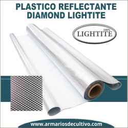 Plástico Reflectante Diamond Lightite