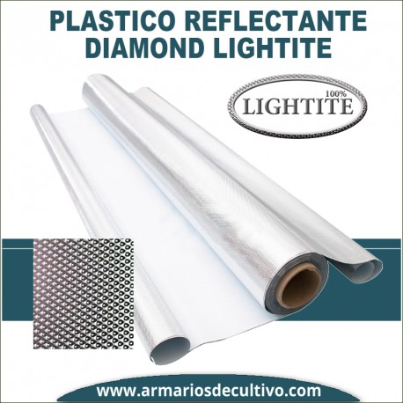 Plástico Reflectante Diamond Lightite