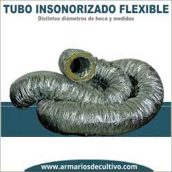 Tubo Insonorizado flexible
