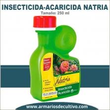 Natria insecticida-acaricida natural