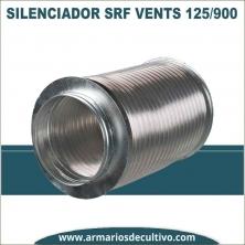 Silenciador SRF 125/900 de Vents