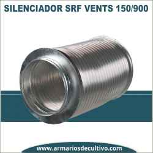 Silenciador SRF 150/900 de Vents