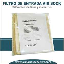 Air Sock Filtros de entrada