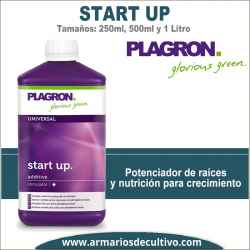 Start Up (250 ml, 500 ml y 1 Litro)
