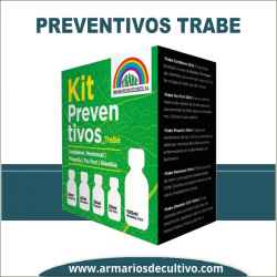 Trabe Kit Preventivos – Pack de insecticidas