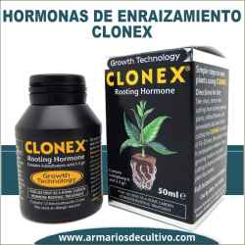 Clonex - hormona enraizante