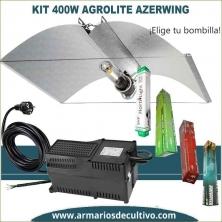 Kit 400w Agrolite Azerwing