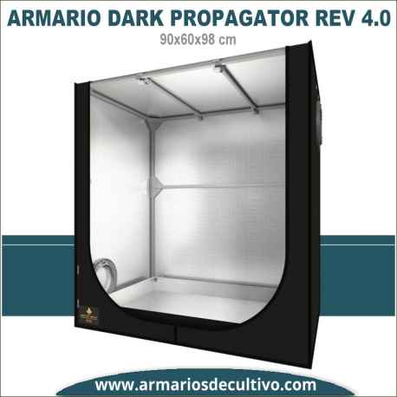 Armario de cultivo Dark Propagator 90x60x98 4.0