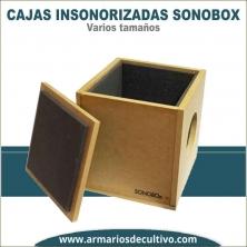 Caja Insonorizada Sonobox