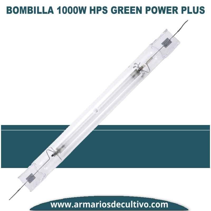 Bombilla 1000w HPS Green Power Plus