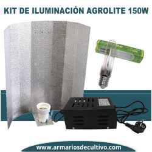 Kit 150W Agrolite