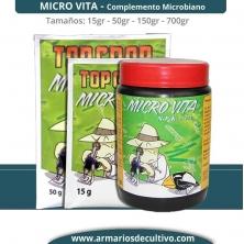 Micro Vita (15, 50, 150 y 700 gramos)