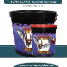Superguano (1 y 5 Kg)
