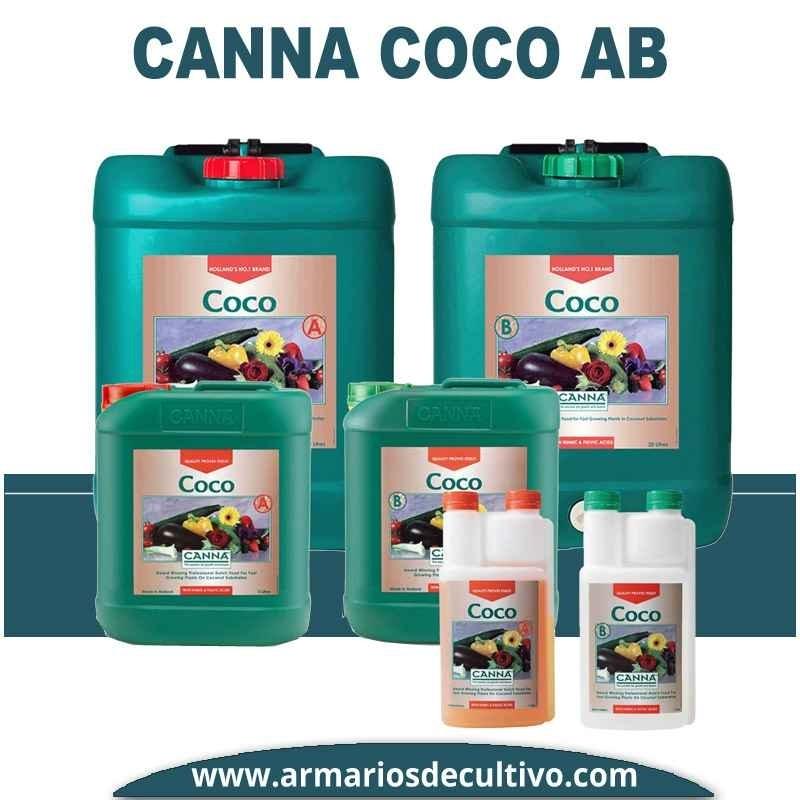 Canna Coco A+B