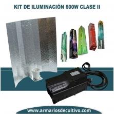 Kit de Iluminación 600w Clase II