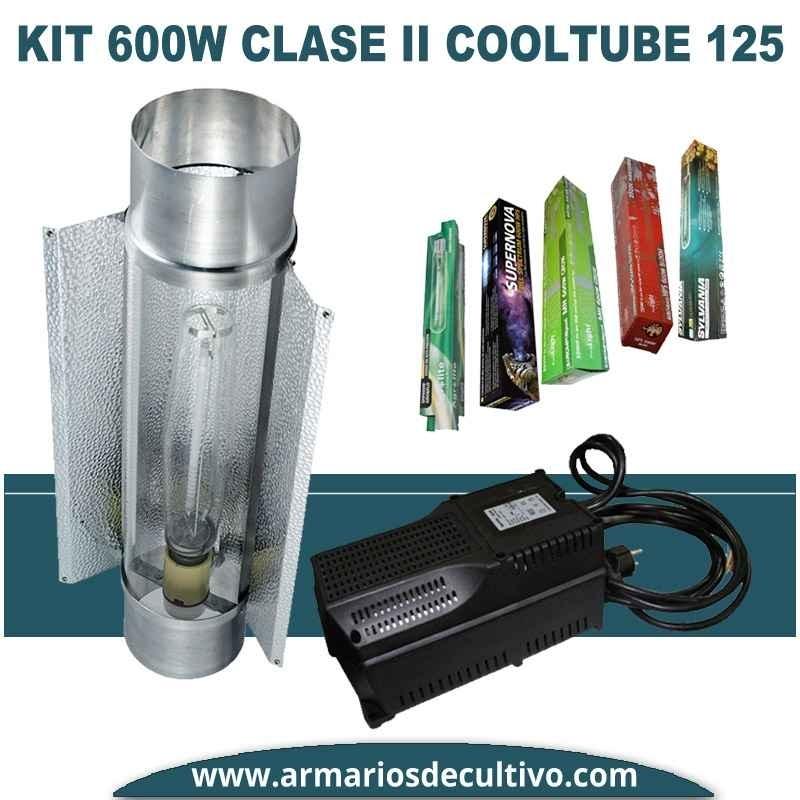 Kit 600w Clase II Cooltube 125