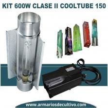 Kit 600w Clase II Cooltube 150