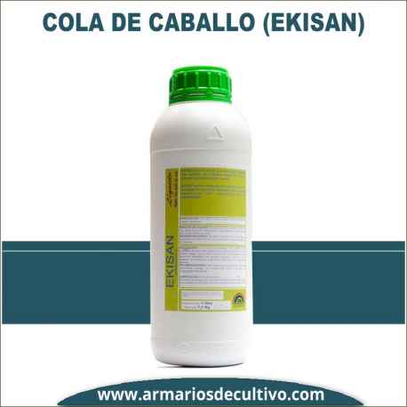 Ekisan Cola de Caballo - Contra Hongos