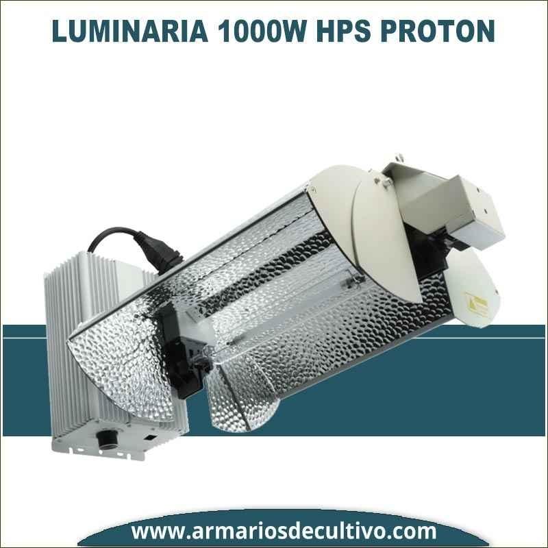 Luminaria 1000 w HPS Proton