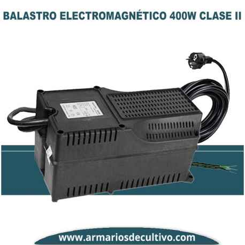 Balastro Magnético 400w Clase II