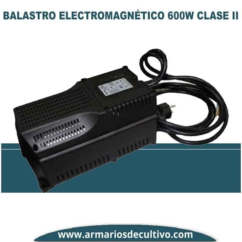 Balastro Magnético 600w Clase II