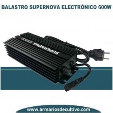 Balastro Supernova 600w Electrónico Regulable