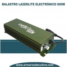 Balastro Lazerlite 600w Electrónico Regulable