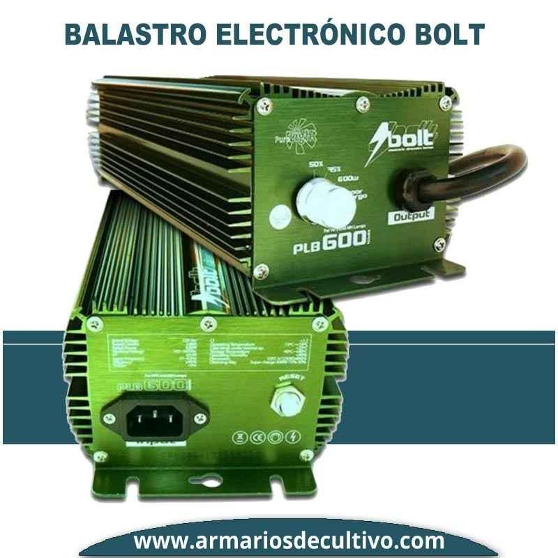 Balastro Electrónico Bolt