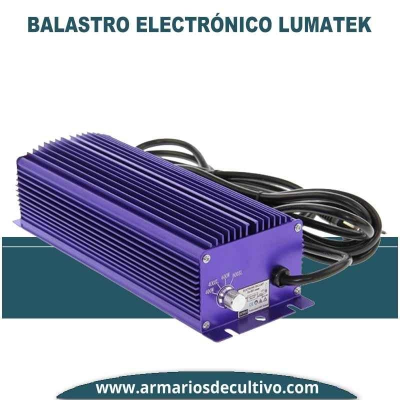 Balastro Lumatek Electrónico (250w - 400w - 600w)