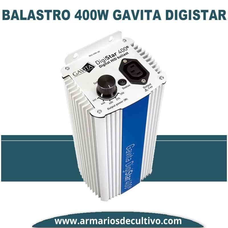 Balastro Gavita Digistar 400w electrónico