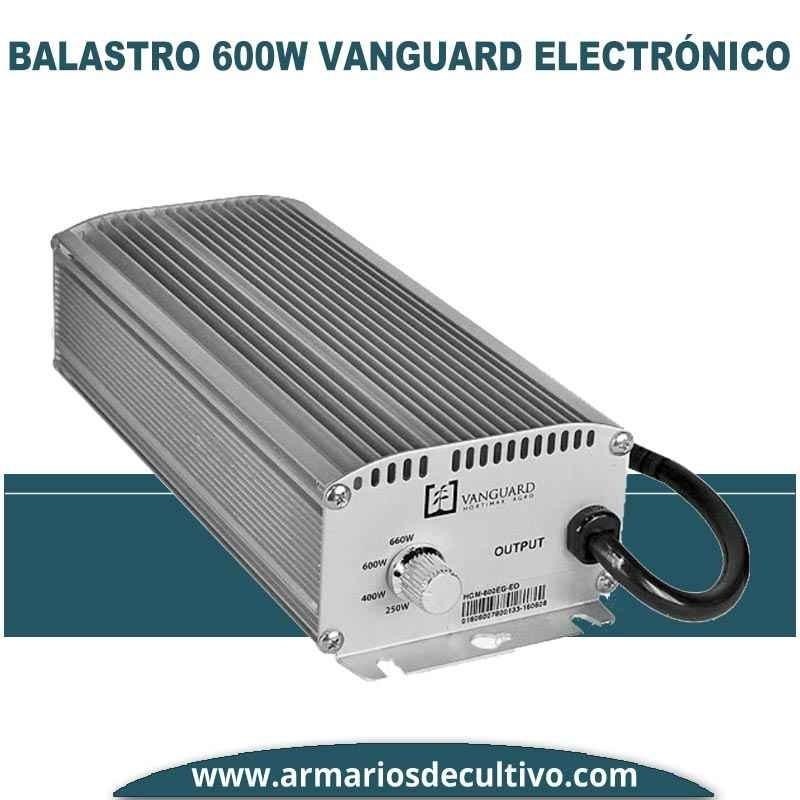 Balastro Vanguard 600w Electrónico