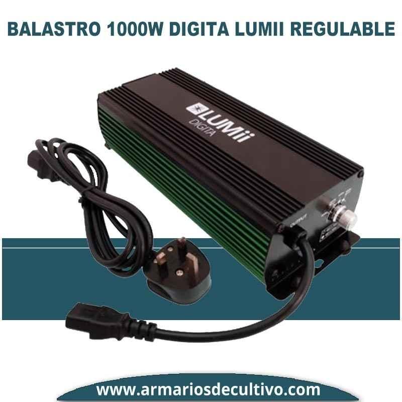 Balastro Lumii Digita 1000w electrónico
